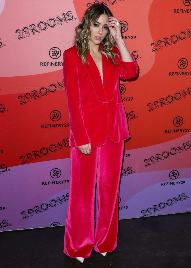 Chloe Bennet: Refinery29s 29Rooms Los Angeles 2018: Expand Your Reality at The Reef -03