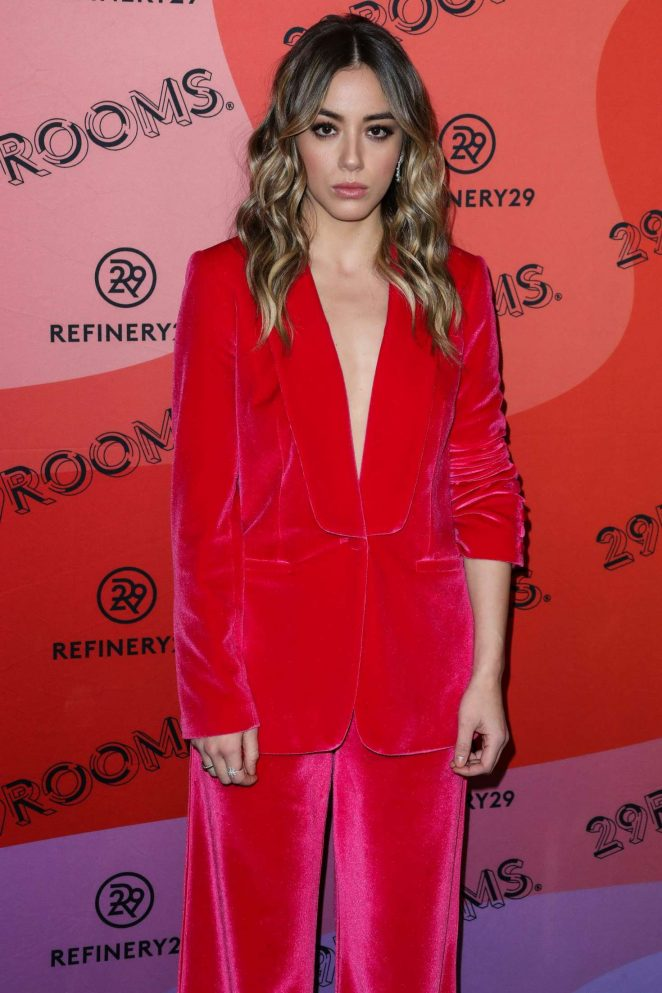 Chloe Bennet - Refinery29's 29Rooms Los Angeles 2018: Expand Your Reality at The Reef in LA
