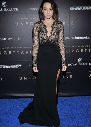 Chloe Bennet - Unforgettable Gala at Asian American Awards 2015 in LA