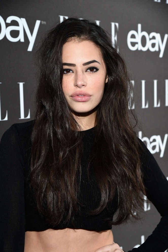 Chloe Bridges - 2015 ELLE Women in Music Celebration in Hollywood