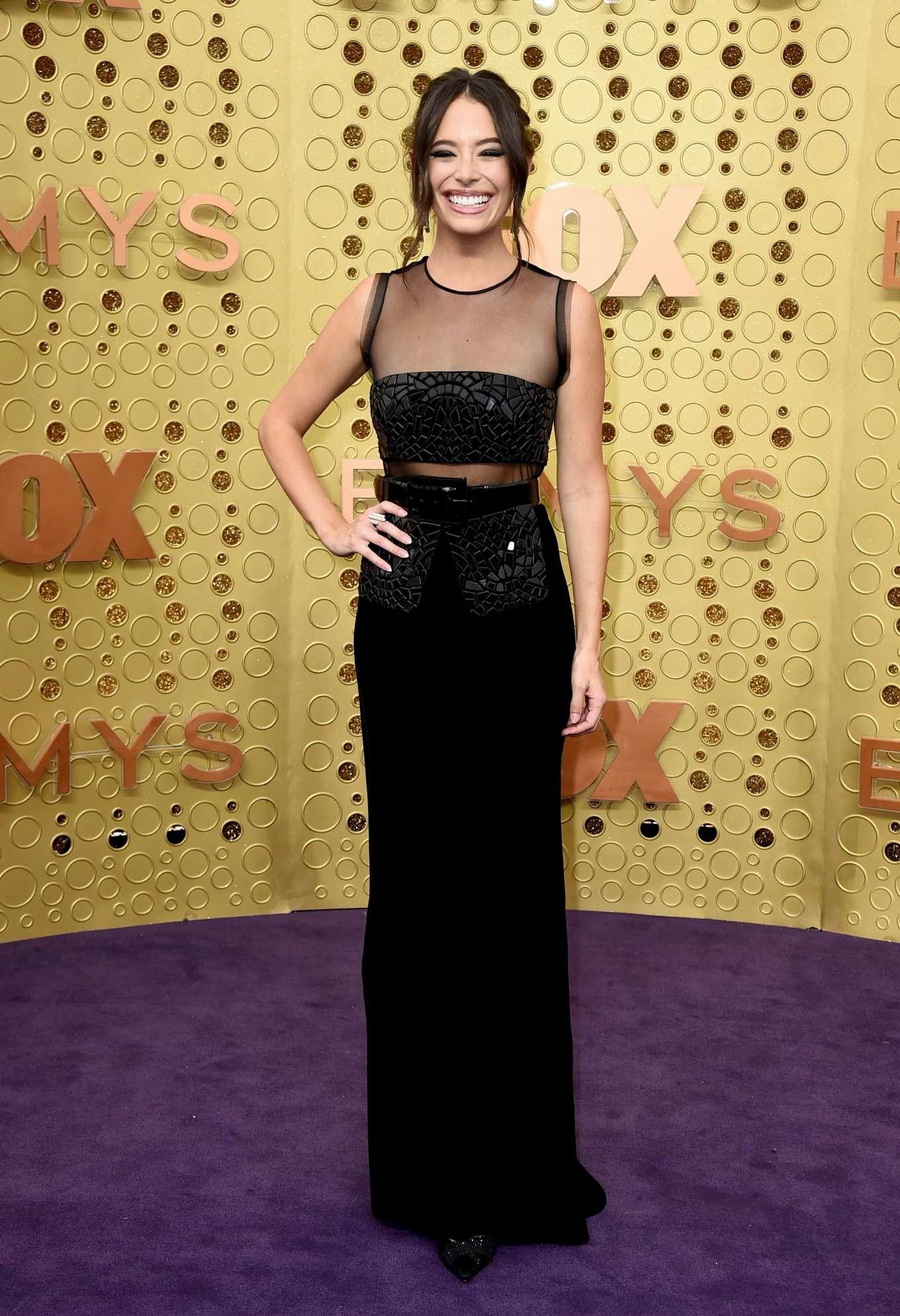 Chloe Bridges - 2019 Emmy Awards in Los Angeles