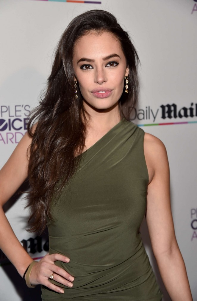 Chloe Bridges - Daily Mail's 2016 People's Choice Awards After Party in LA