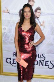 Chloe Bridges - 'The Righteous Gemstones' Premiere in Los Angeles