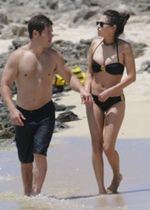 Chloe Bridges in Bikini -04