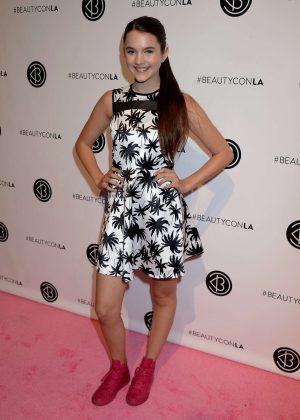 Chloe East: 5th Annual Beautycon Festival LA -01