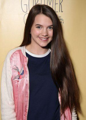 Chloe East: Gortimer Gibbons Life on Normal Street Premiere -01