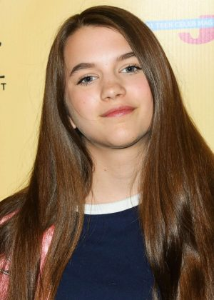 Chloe East: Gortimer Gibbons Life on Normal Street Premiere -05