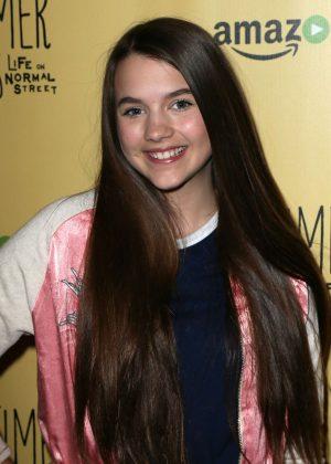 Chloe East: Gortimer Gibbons Life on Normal Street Premiere -09