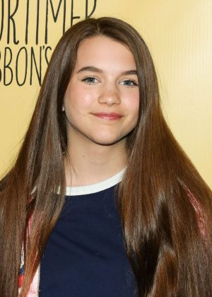 Chloe East: Gortimer Gibbons Life on Normal Street Premiere -10