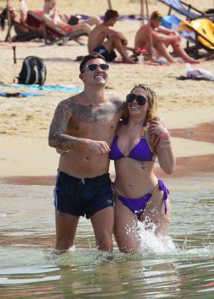 Chloe Ferry – Wearing Bikini in Thailand Pic 4 of 35