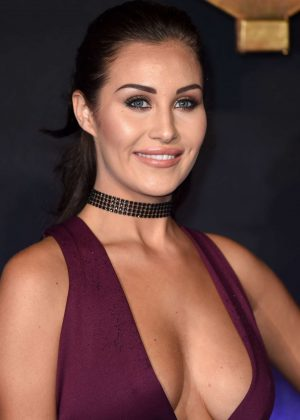 Chloe Goodman - 'Fantastic Beasts and Where To Find Them' Premiere in London