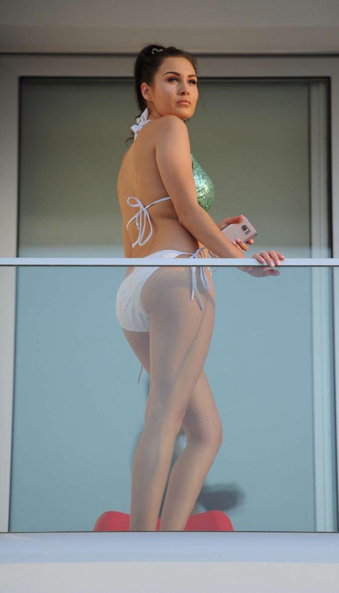 Chloe Goodman in Bikini 2017 -04