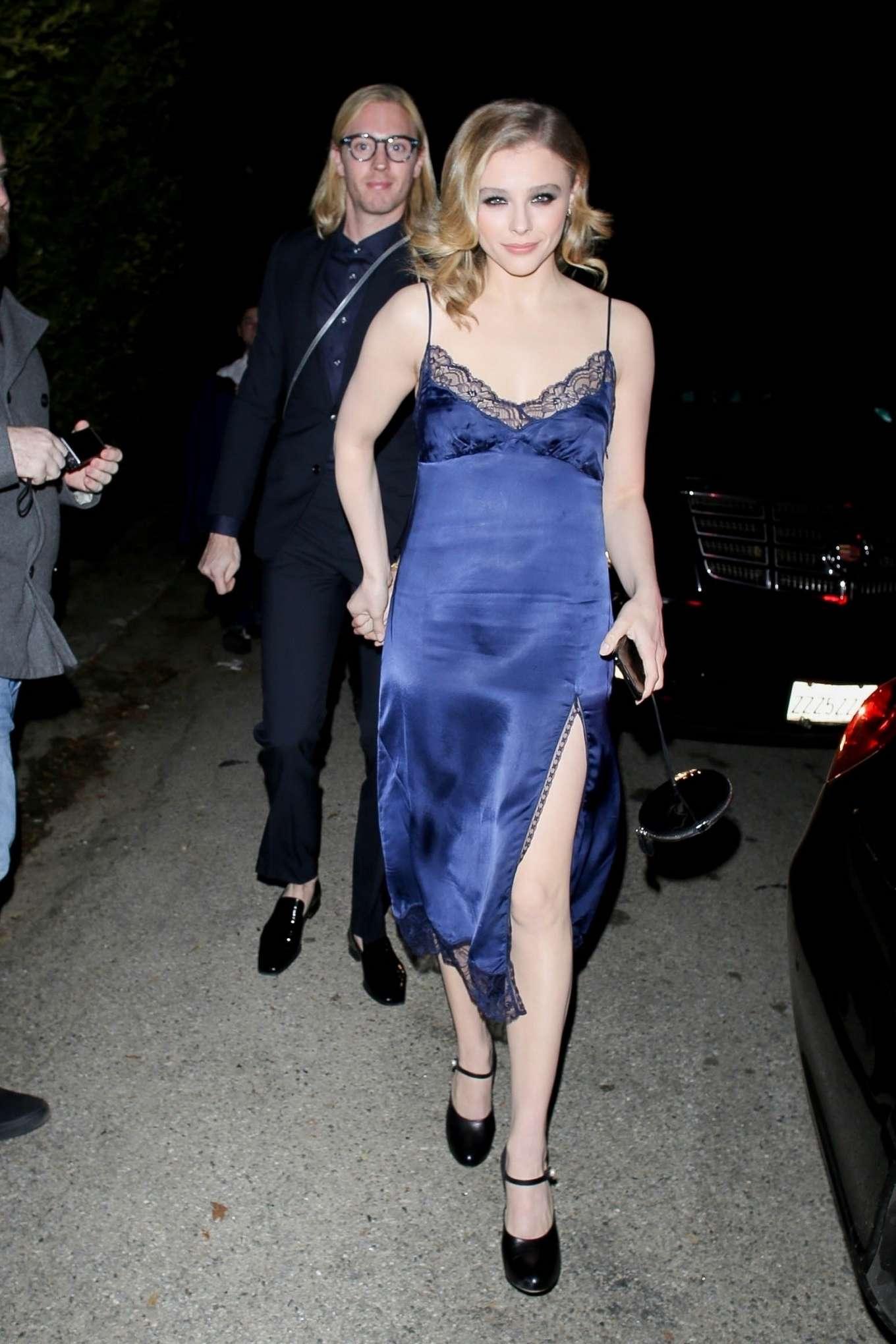 Chloe Grace Moretz - 2020 Pre Oscar party in Beverly Hills