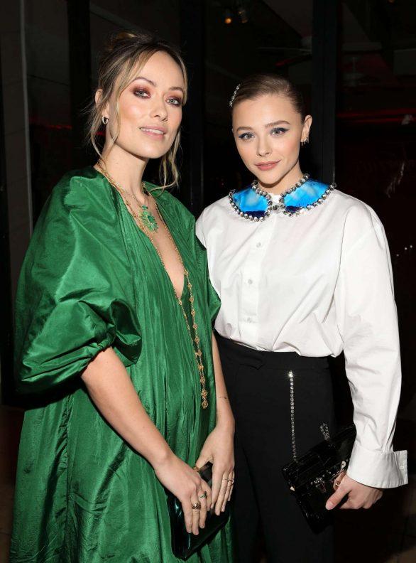 Chloe Grace Moretz 2020 : Chloe Grace Moretz – Variety x Armani Makeup Artistry Dinner – Sunset Tower-01