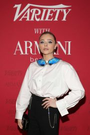 Chloe Grace Moretz - Variety x Armani Makeup Artistry Dinner - Sunset Tower