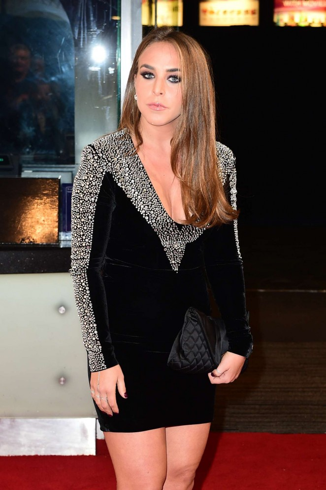 Chloe Green - Ronaldo World Premiere in London