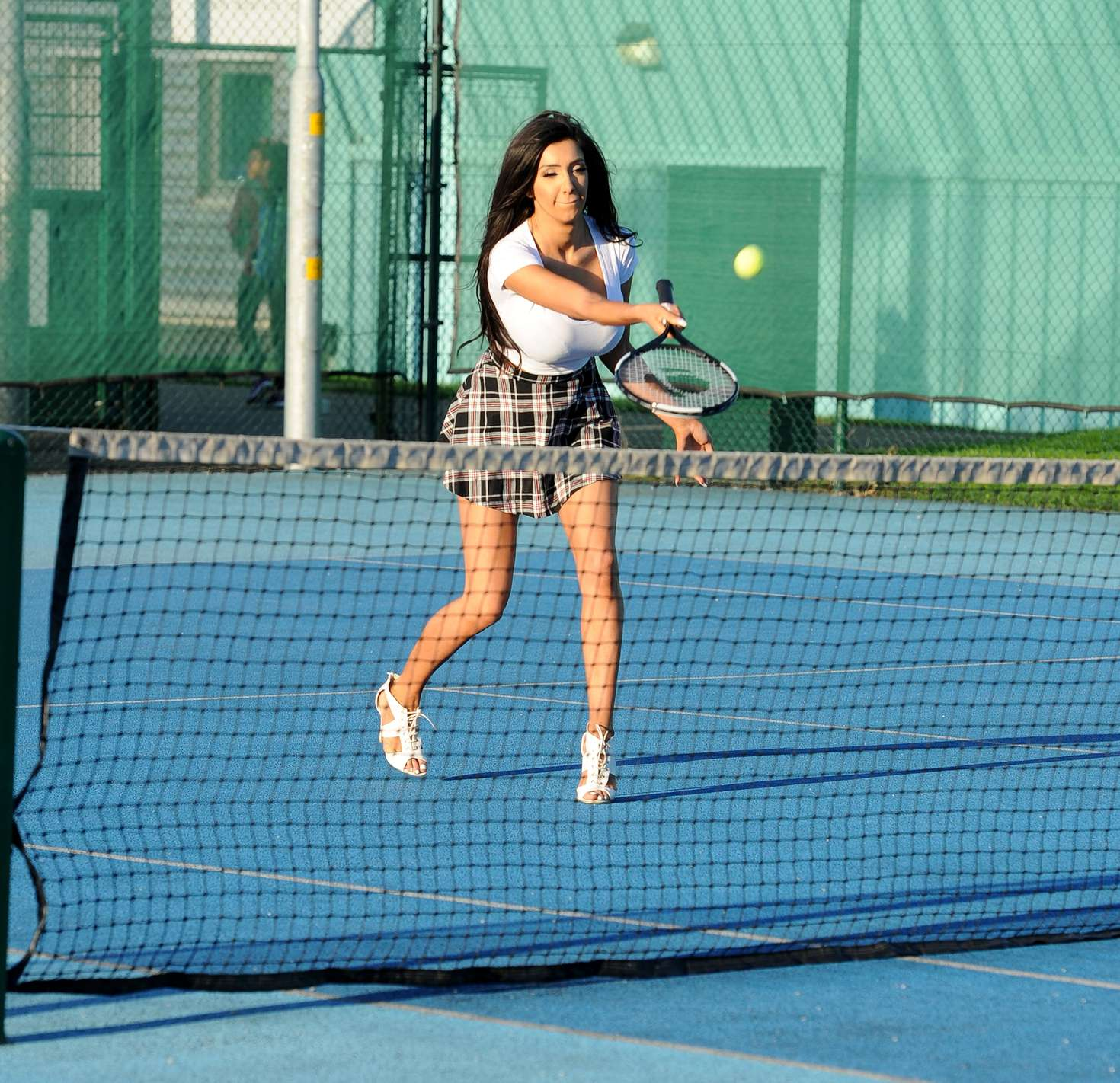 Where to play tennis in manchester