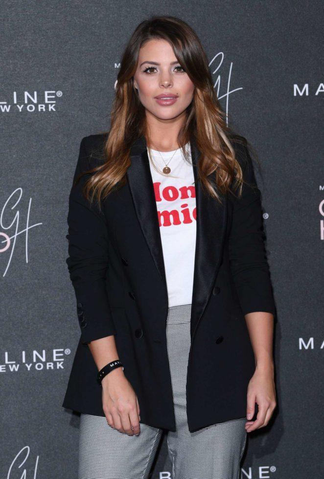 Chloe Lewis – Gigi x Maybelline VIP Party in London