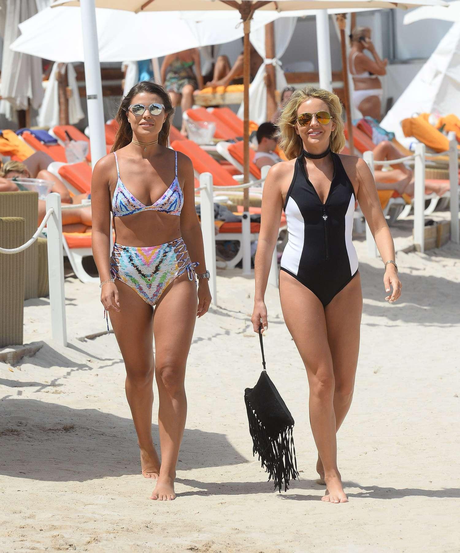 Chloe Lewis in Bikini