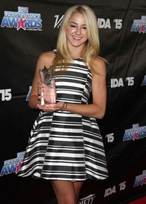 Chloe Lukasiak - 2015 Industry Dance Awards in Hollywood