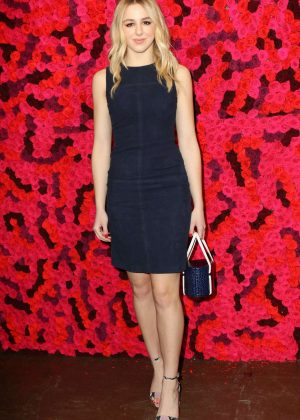 Chloe Lukasiak - Alice + Olivia Fashion Show in New York