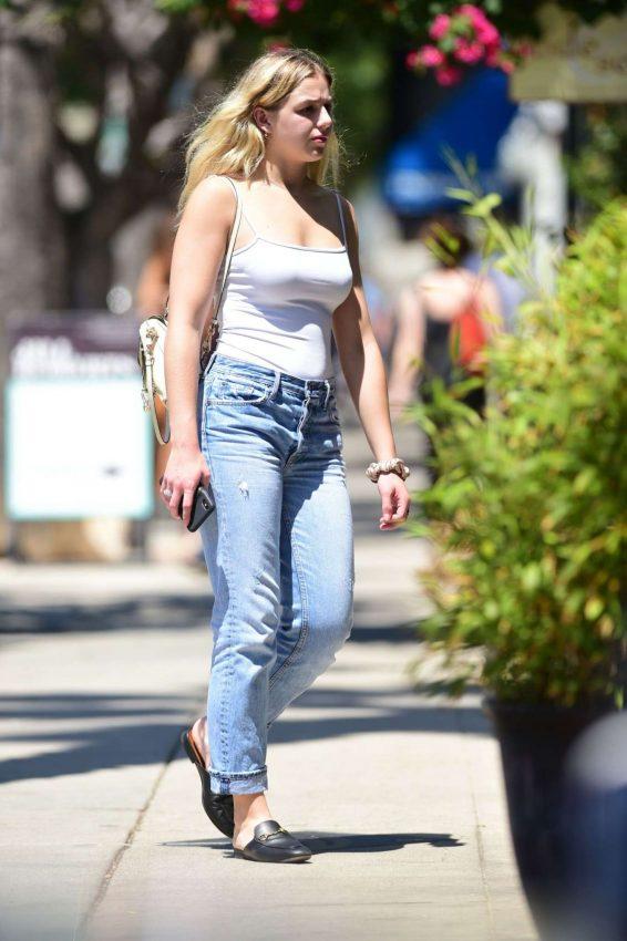 Chloe Lukasiak - Out in Los Angeles