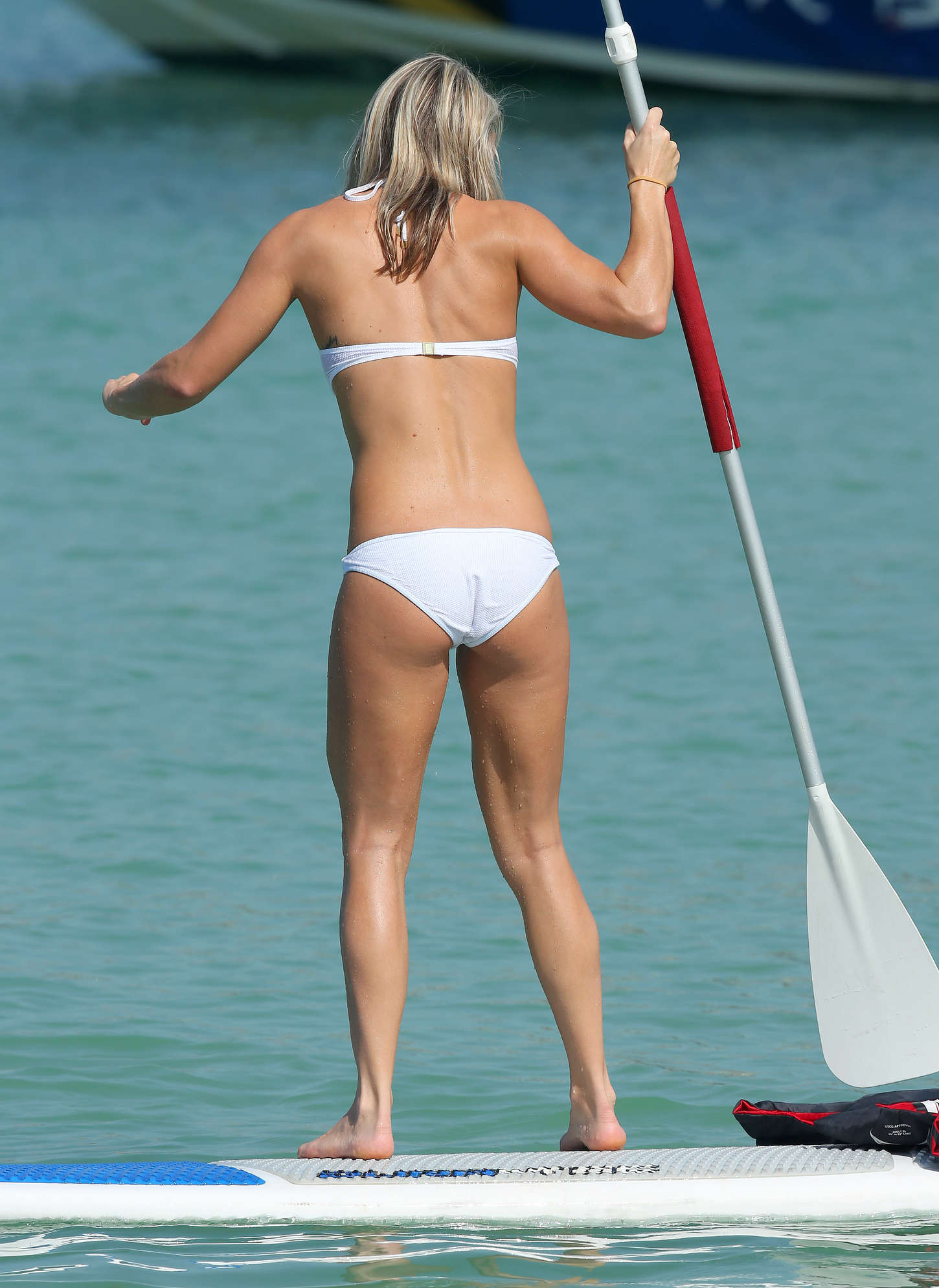 International Celebrities: Chloe Madeley in Bikini