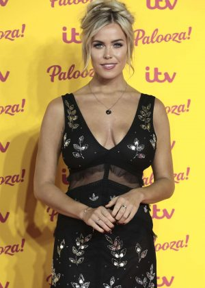 Chloe Meadows - ITV Palooza in London