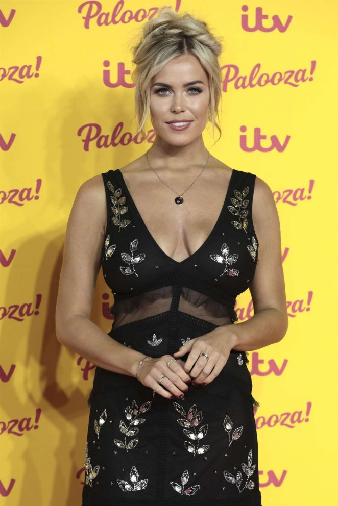 Chloe Meadows - ITV Palooza in London
