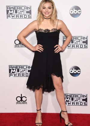 Chloe Moretz - 2015 American Music Awards in Los Angeles
