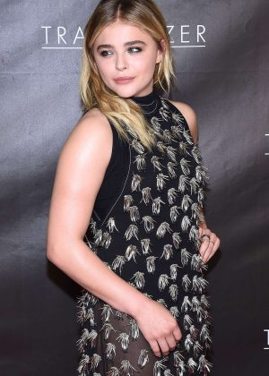 Chloe Moretz - 2016 Logo's Trailblazer Honors in New York