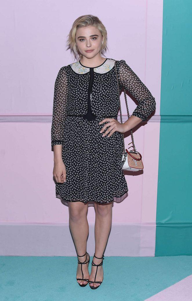 Chloe Moretz - 2017 CFDA Fashion Awards in New York