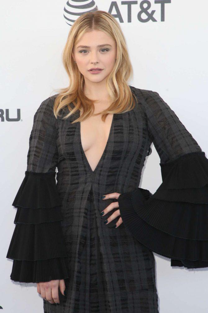 Chloe Moretz - 2019 Film Independent Spirit Awards in Santa Monica