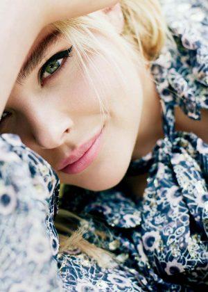 Chloe Moretz - Allure US Magazine (November 2016)