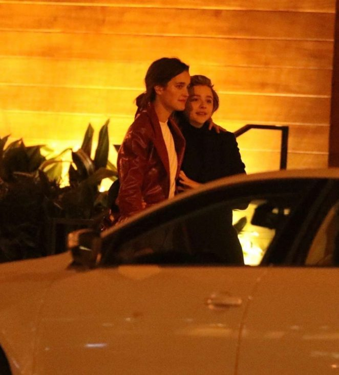 Chloe Moretz and Kate Harrison: Out in Malibu -13