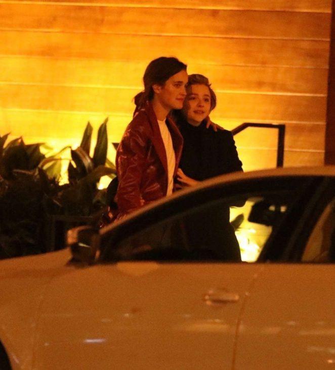 Chloe Moretz and Kate Harrison: Out in Malibu -13