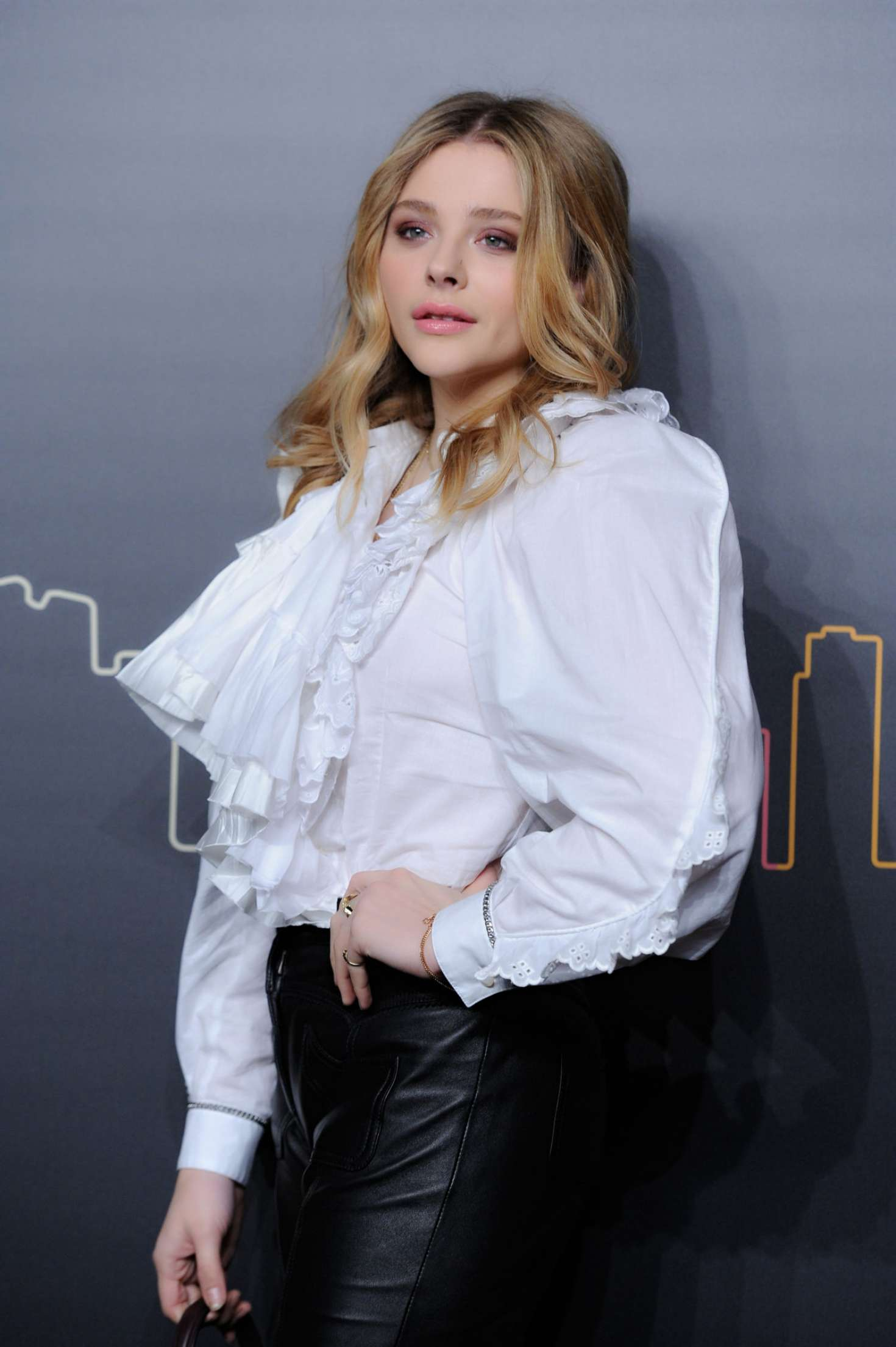 Chloe Moretz – Coach 2019 Early Autumn Collection Fashion Show in Shanghai