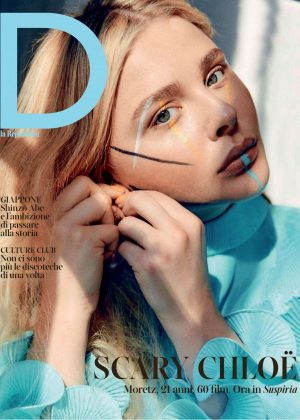 Chloe Moretz - D la Repubblica Magazine (December 2018)