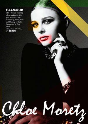 Chloe Moretz - Flam Magazine (October 2016)