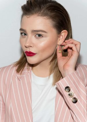 Chloe Moretz - Forevermark NYC Event in NY