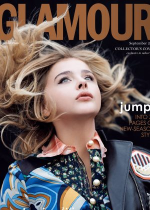 Chloe Moretz - Glamour UK Cover (September 2016)