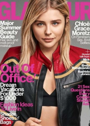 Chloe Moretz - Glamour US Cover (June 2016)