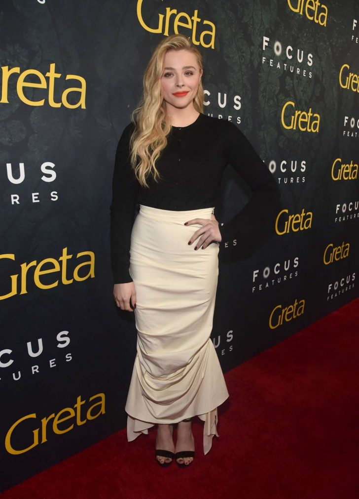 Chloe Moretz: Greta Premiere in Hollywood -03