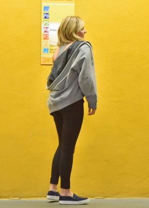 Chloe Moretz in Tights