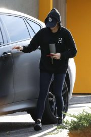 Chloe Moretz - Leaving her workout in West Hollywood