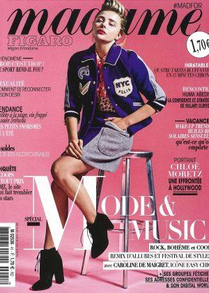 Chloe Moretz - Madame le Figaro Photoshoot (June 2016)