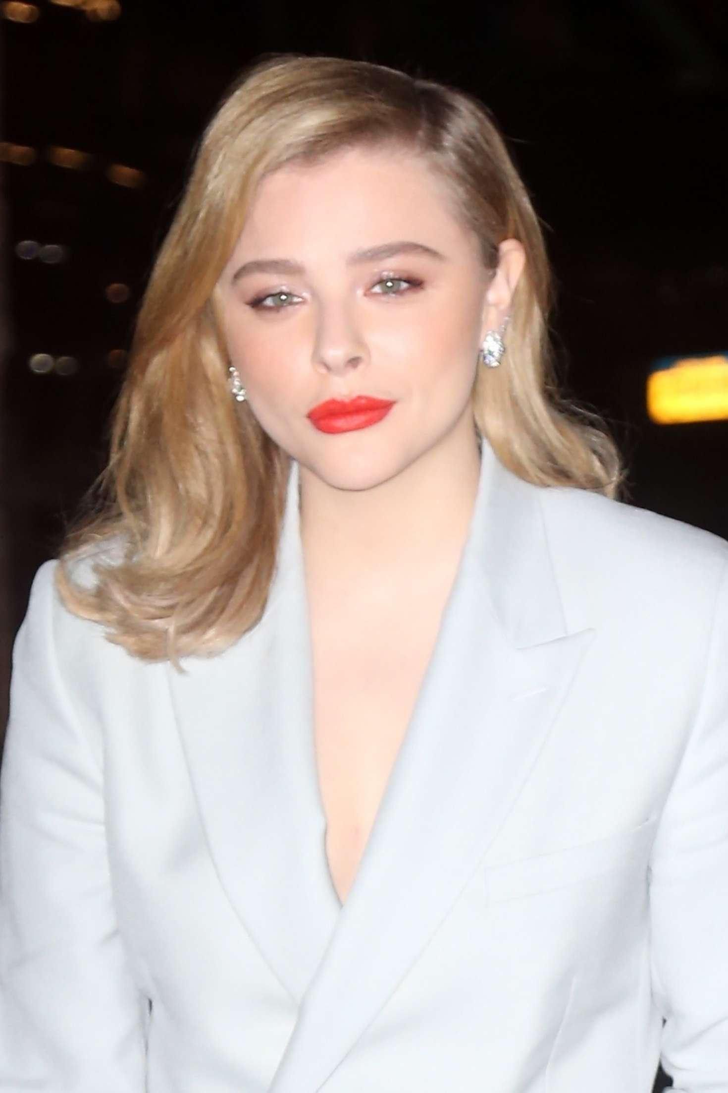 Chloe Moretz – Museum of Modern Art's 11th Annual Film Benefit in NYC