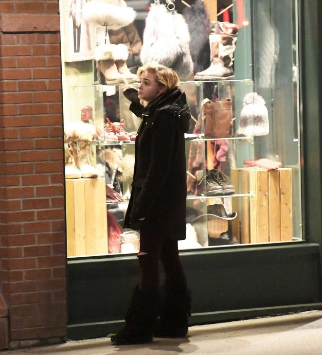 Chloe Moretz on vacation in Telluride -12