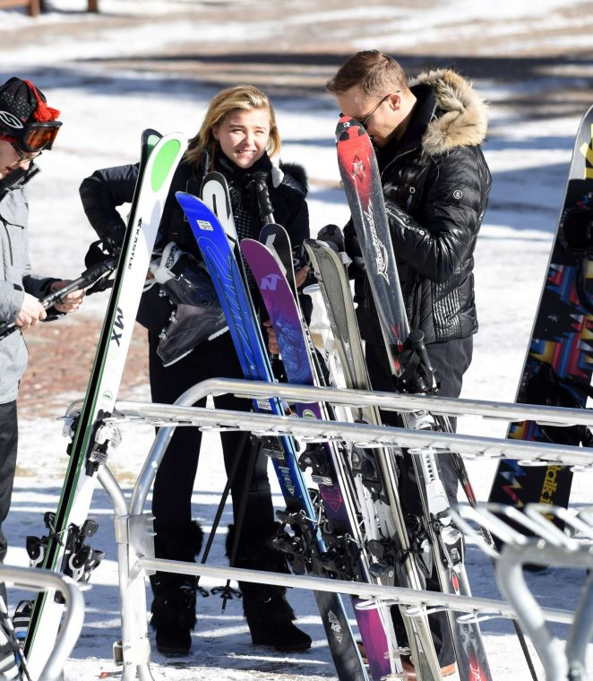 Chloe Moretz on vacation in Telluride -14