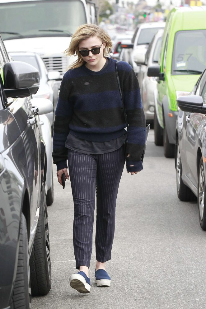Chloe Moretz out and about in Los Angeles -02